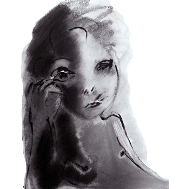 melancolie lyne vermes dessins