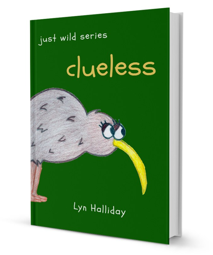Clueless cover mockup