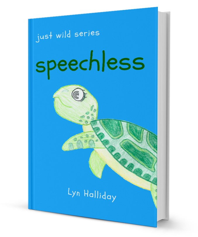 Speechless cover mockup