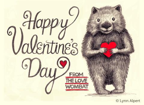 Love Wombat