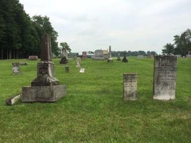 Weesner plot, Wabash County, Indiana