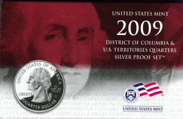 2009 District of Columbia & U.S. Territories Quarters ...