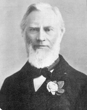 A philanthropist and entrepreneur, this is my great great grandfather - James Beatty Grafton
