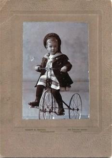 My grandfather - Sydney Gordon Grafton