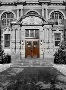 architecture and door