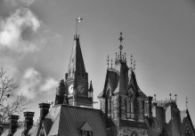 Ottawa architecture parliament buildings