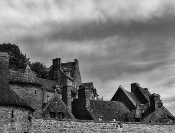 architecture of St Malo France