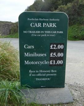 Porthclais, Wales