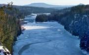 Kaministquia River in northwestern Ontario