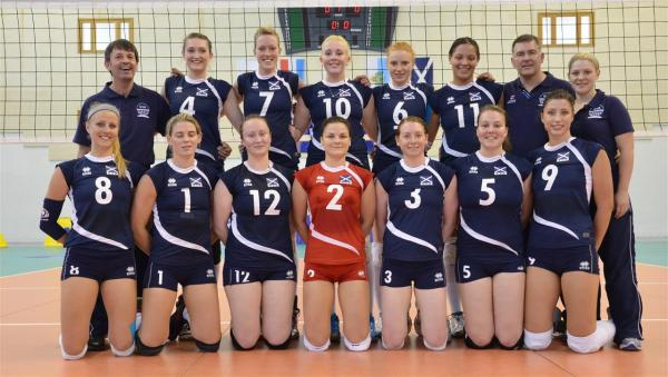 SCOTLAND WOMENS NATIONAL VOLLEYBALL TEAM | FOLLOW US AS WE ...