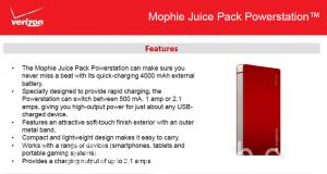 mophie juice pack