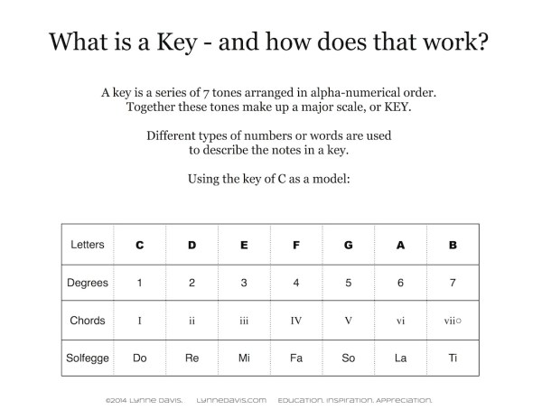 What is a Key?