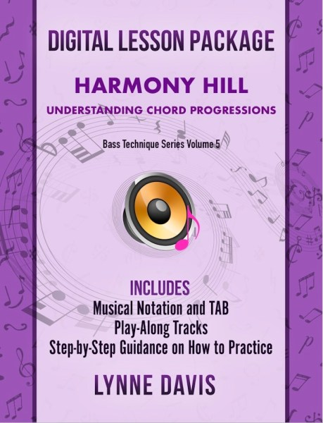 Harmony Hill for Bass Guitar
