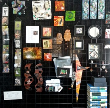 """new """"gallery"""" grid wall"""
