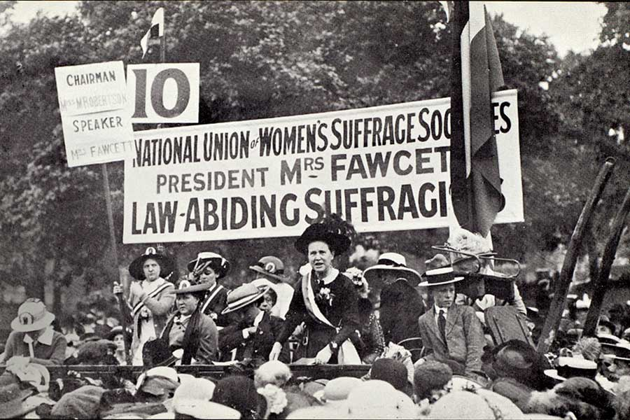 The 1930s: 'Women had the vote, but the old agitation went on' — The Guardian