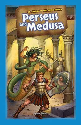 Perseus Medusa cover