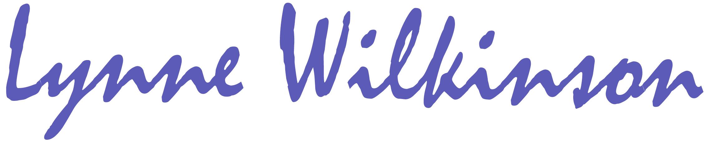 Lynne Wilkinson Fine Art Logo