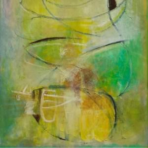 Lynn Farwell Contemporary Artist Courtenay BC Art Alchemy BC