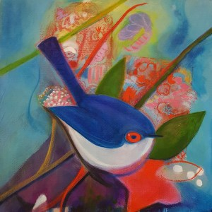 Lynn Farwell Contemporary Artist Art Alchemy Studio Courtenay BC