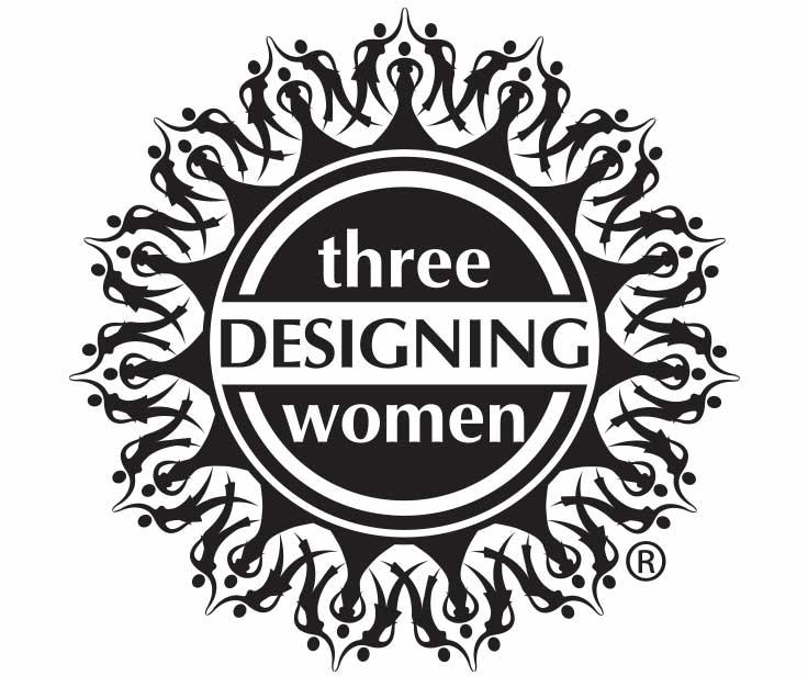 Three Designing Women Logo