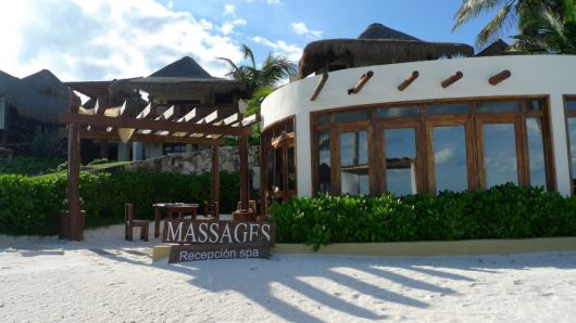 The Spa - Any y Jose Hotel and Spa, Tulum