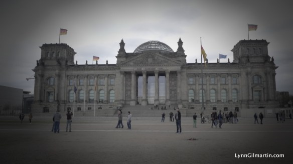 Reichstag in Berlin, Germany
