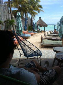 Canibal Royal at Coco Beach, Playa del Carmen