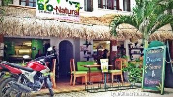 Bio-Natural Health Food Store and Organic Vegetarian Restaurant