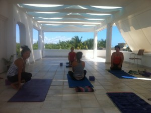 Yoga by the Sea - Playa del Carmen