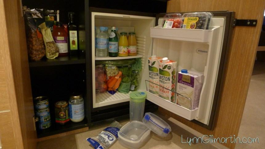 Healthy Minibar