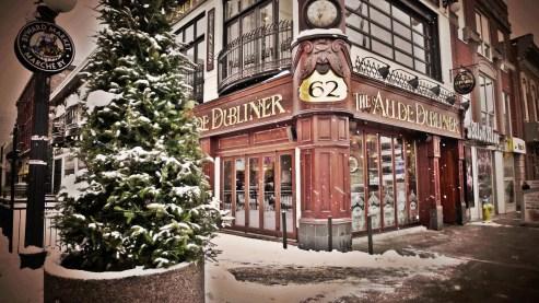 Aulde Dubliner & Pour House, Ottawa