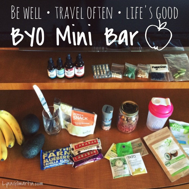 BYO Hotel Mini Bar
