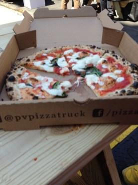 Pizza Truck- Delicious!!