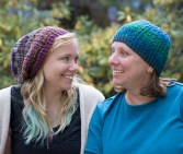 Forest Fronds Beanie & Slouch Hats