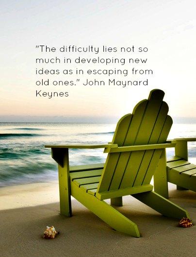 Quote - New Ideas