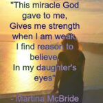 Quote - In My Daughter's Eyes by Martina McBride