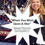 Song - When You Wish Upon A Star - Disney Pinocchio
