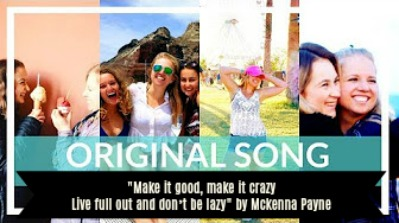 quote - mckenna's original song blinding