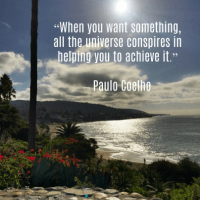 Quotes - Universe by Paulo Coelho