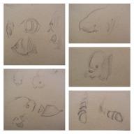 Dingle Sketchbook 04 (fish) smaller