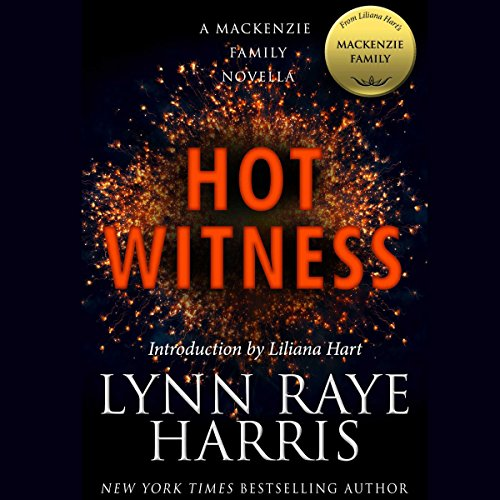 Hot Witness Audio Cover