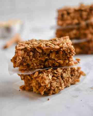 Stacked Breakfast Bars
