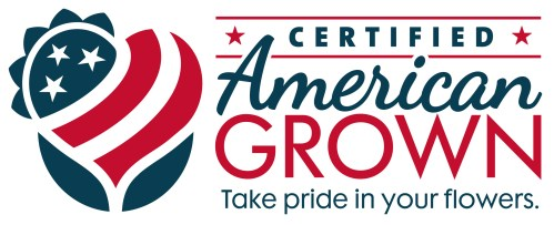 Certified American Grown Flowers Logo