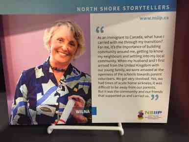 Wilna - North Shore Storytellers