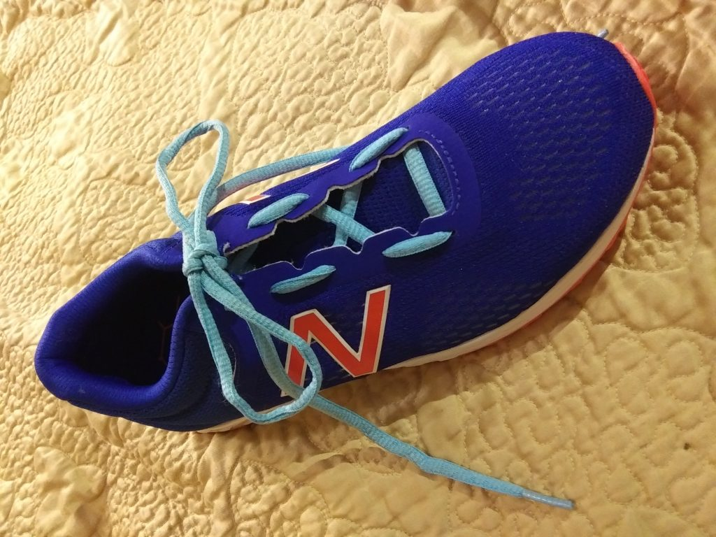 A Different Way To Tie Your Shoes For School