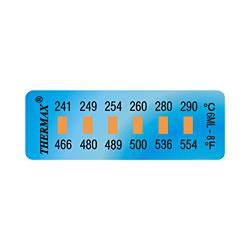 nivel 6 cintas de medicion de temperatura