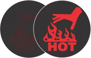 cinta reversible hand hot
