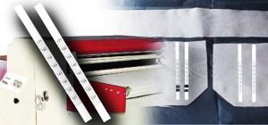 cintas para temperatura Textiles