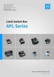 Limit Switch APL