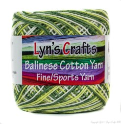 Evergreen Sport Weight Yarn